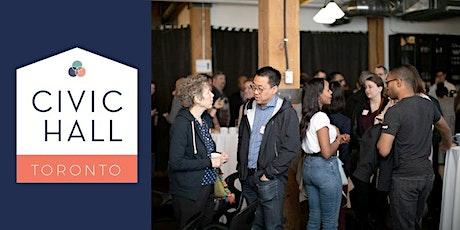Civic Hall Toronto presents: Civic Innovation Showcase tickets