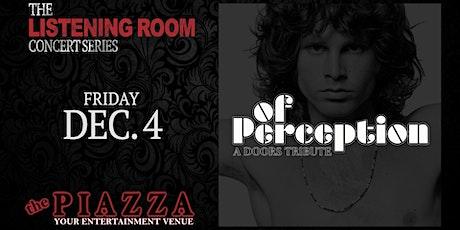 Doors Tribute - Of Perception tickets