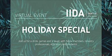 IIDA Seattle // Holiday Special tickets