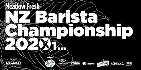 Spectator Entry! NZ Barista Championship 2021 tickets
