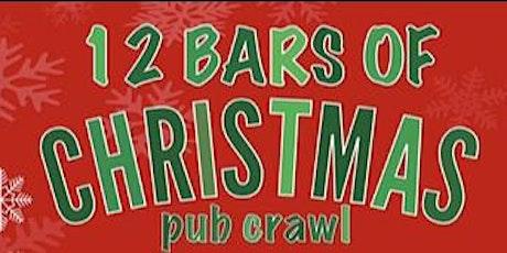 12 Bars of Christmas Pub Crawl 2020 tickets