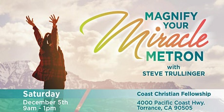 Magnify Your Miracle Metron tickets