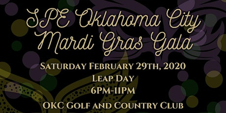 15th Annual SPE Mardi Gras Gala tickets