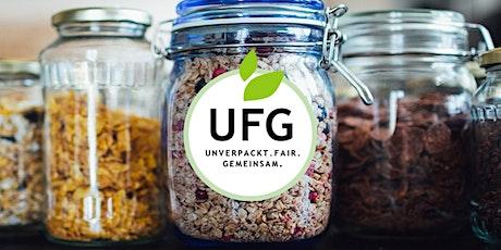 UFG - UNVERPACKT. FAIR. GEMEINSAM. - Info Veranstaltung Genossenschaft Tickets