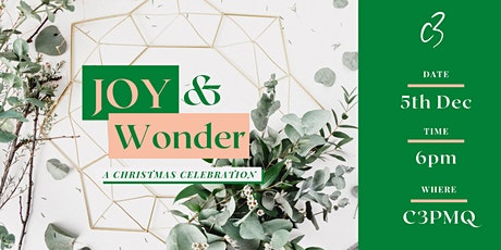 Joy & Wonder  - A Christmas Celebration tickets