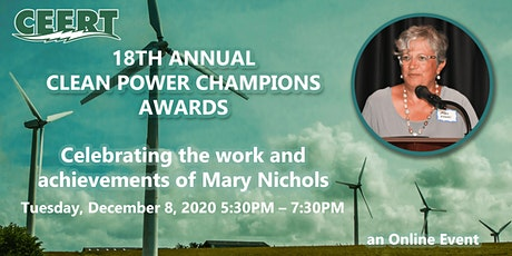 2020 Clean Power Champion Awards tickets