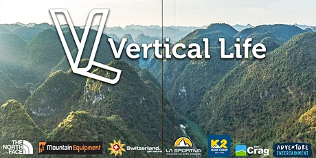 Vertical Life Film Tour - Christchurch tickets