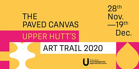 The Paved Canvas - Upper Hutt's Art Trail tickets