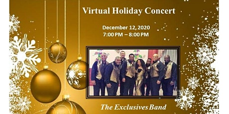 Virtual Holiday Concert tickets