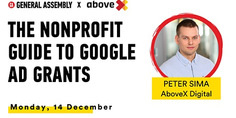 THE NONPROFIT GUIDE TO GOOGLE AD GRANTS tickets