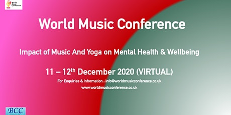 4th Annual World Music Conference Tickets