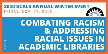 BCALS Winter Event 2020 tickets