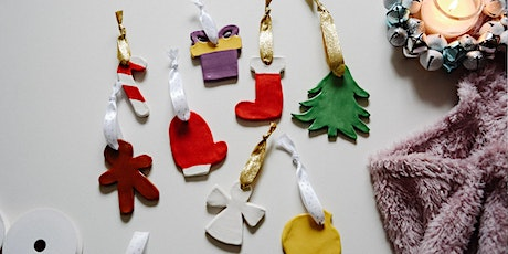 Clay  Workshop -  Christmas Tree Ornaments tickets