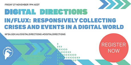 Digital Directions 2020 Virtual Conference - Session 6 tickets