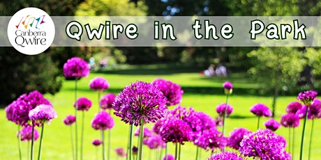 Qwire in the Park – FREE Concert / Picnic tickets