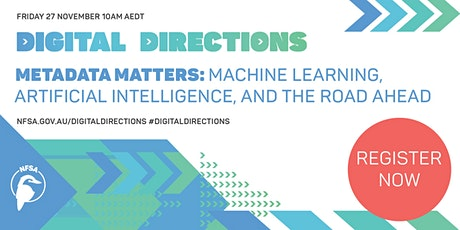 Digital Directions 2020 Virtual Conference - Session 5 tickets
