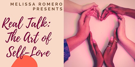 Real Talk NJ: The Art of Self Love - a Collaboration w/ Crown me With Love tickets