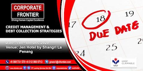 Credit Management & Debt Collection Strategies tickets