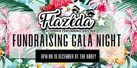 Flazéda - Fundraising gala Night tickets