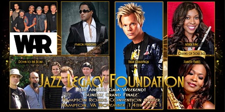 Sunday Grand Finale - Brian Culbertson-WAR-Marion Meadows-Down to the Bone tickets