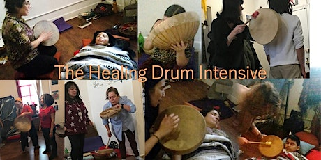 THE HEALING DRUM INTENSIVE, Techniques on Shamanic Healing tickets