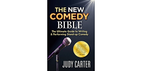 Free Online Stand-up Comedy Class with Judy Carter tickets