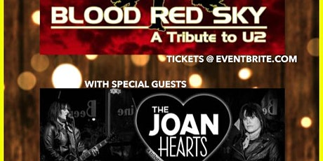 Blood Red Sky Tribute to U2 tickets