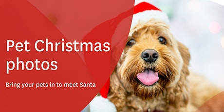 Pet Christmas Photos tickets