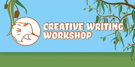 Creative Writing Workshop - Ages 5-8 years ONLY