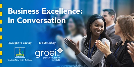 Business Excellence: In Conversation tickets
