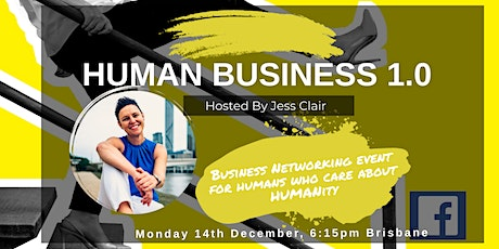 HUMAN BUSINESS 1.0 tickets