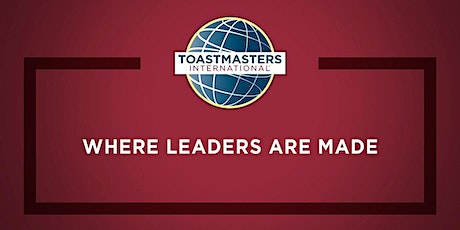 [Online] Toastmasters Public Speaking - The most impactful memories tickets