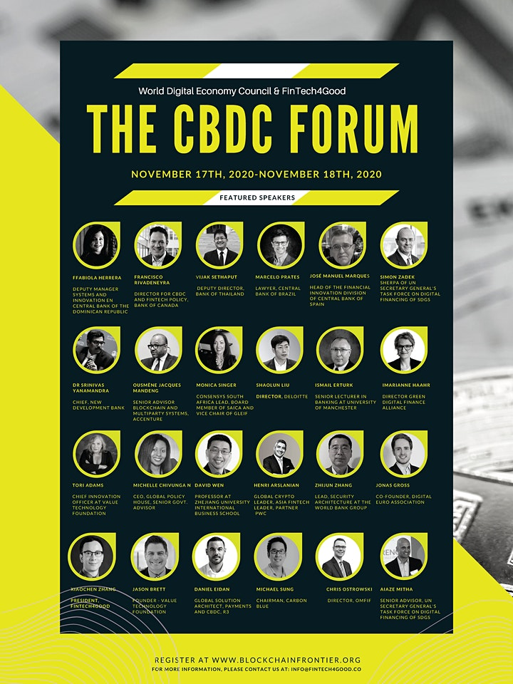 The CBDC Forum III image