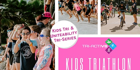 Kids Tri and Uniteability Tri-Series tickets