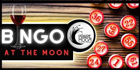 Bingo Night at the Moon tickets