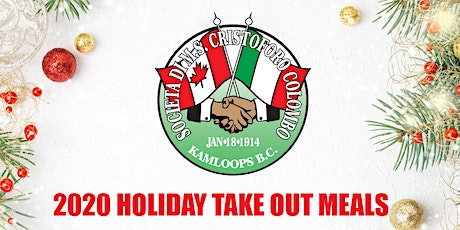 Colombo Lodge - Holiday Take Out Meals - Dec 18th tickets