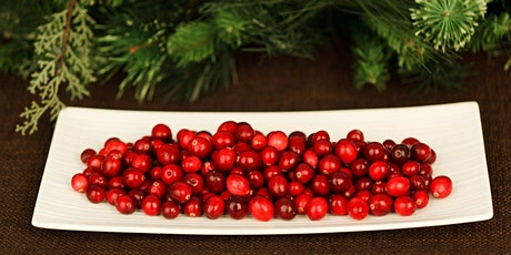 Cooking with Cranberries – Cooking Class tickets