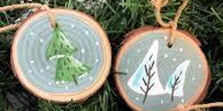 Make your own Christmas ornaments - Adult workshop with Louise Snook