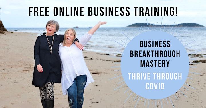 Business Breakthrough Mastery Summit image