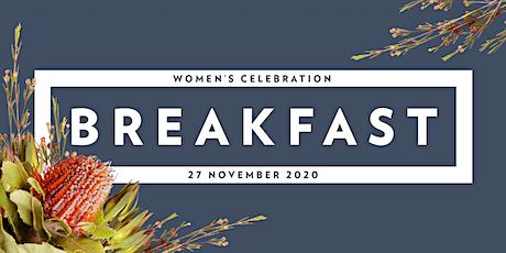 Women's Celebration Breakfast tickets
