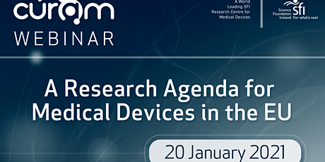 A Research Agenda for Medical Devices in Europe tickets