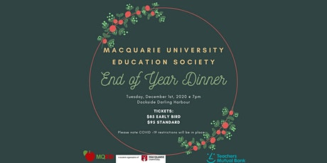 MQED End of Year Dinner tickets