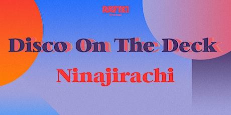 Disco On The Deck Ft. Ninajirachi tickets