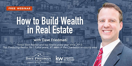 How to Build Wealth in Real Estate tickets
