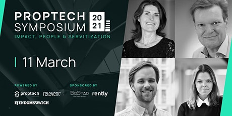 PropTech Symposium 2021: Impact, People & Servitization tickets