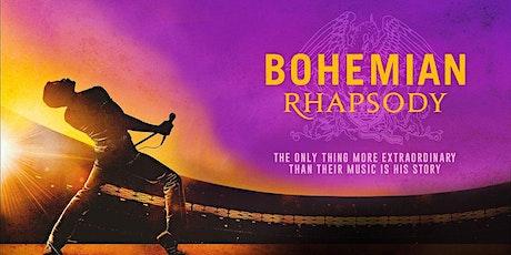 Drive in bioscoop - Bohemian Rhapsody tickets