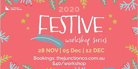 Festive  Workshop Series - Ceramic Decorations tickets