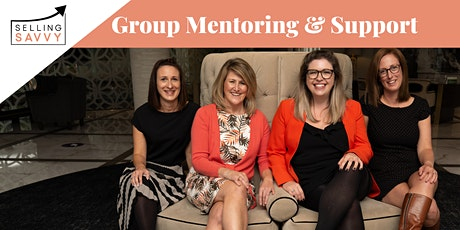 Group Mentoring & Support for hospitality and events professionals tickets