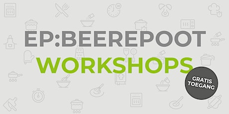 EP:Beerepoot - Workshop Magimix Foodprocessor tickets