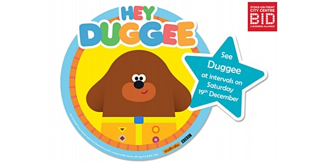 Hey Duggee Personal Appearances tickets